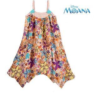 NWT DISNEY Moana Coverup Dress size 3
